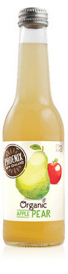 Phoenix Organics Juice Feijoa and Apple 275ml